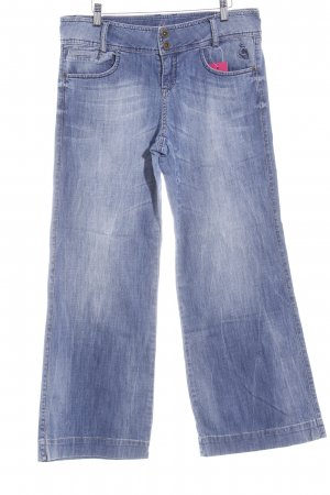 s.Oliver Boot Cut Jeans himmelblau Casual-Look