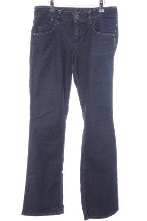 s.Oliver Boot Cut Jeans mehrfarbig Jeans-Optik