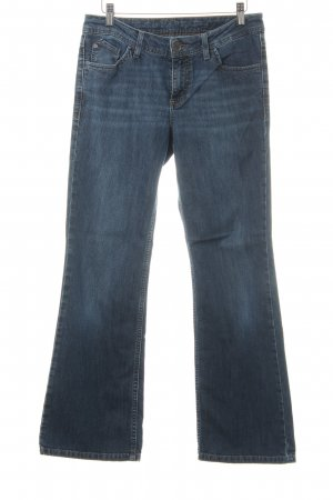 s.Oliver Boot Cut Jeans stahlblau Casual-Look