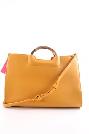 s.Oliver Bowling Bag yellow business style