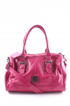 s.Oliver Bowlingtasche magenta Casual-Look
