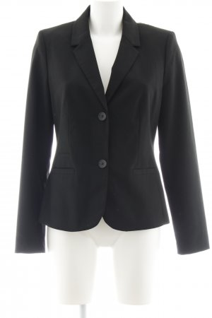 s.Oliver Boyfriend-Blazer schwarz Business-Look