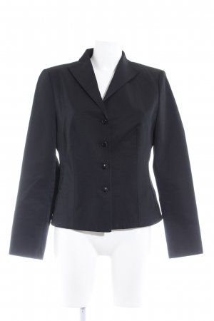 s.Oliver Boyfriend Blazer black business style