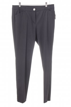 s.Oliver Pleated Trousers dark blue business style