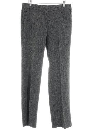s.Oliver Pantalon à pinces taupe-gris style d'affaires