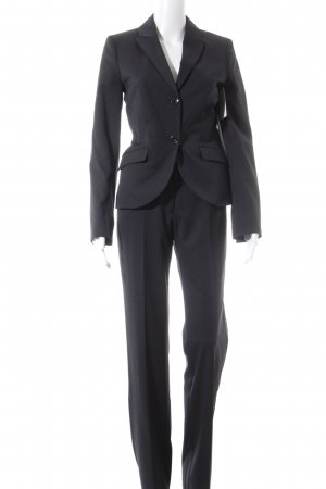 s.Oliver Business-Anzug dunkelblau meliert Business-Look