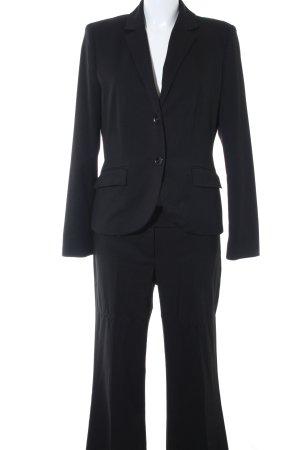 s.Oliver Business-Anzug schwarz Business-Look