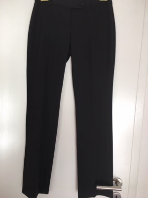 s.Oliver Pleated Trousers black