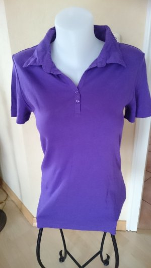 s.Oliver by Qs Basic T-Shirt Gr 40 Lila