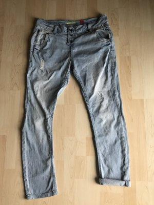 S.oliver by QS Jeans Boyfriend Gr 40/32 Blau