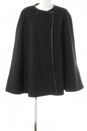 s.Oliver Cape black simple style