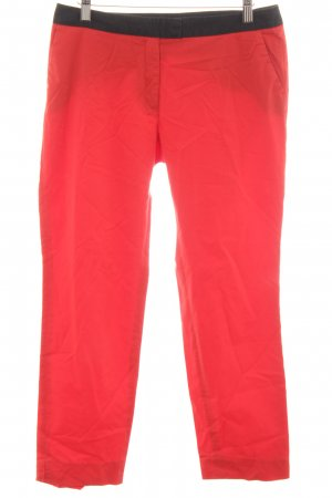 s.Oliver Capris bright red-black casual look