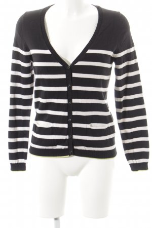 s.Oliver Cardigan Streifenmuster Casual-Look