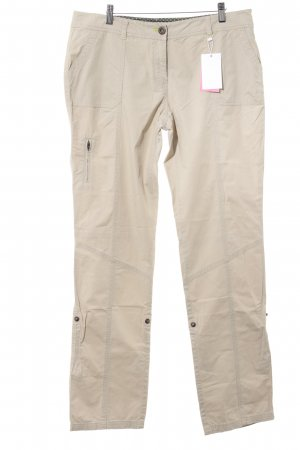 s.Oliver Cargohose beige Casual-Look