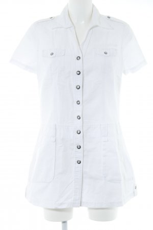 s.Oliver Cargo Dress white casual look