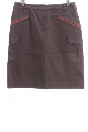 s.Oliver Cargo Skirt brown casual look