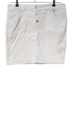 s.Oliver Jupe cargo gris clair style décontracté