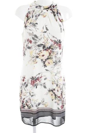 s.Oliver Chiffonkleid Blumenmuster Elegant