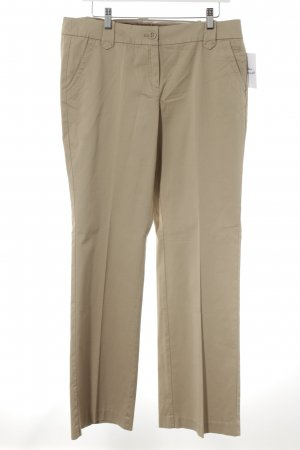 s.Oliver Chinos beige casual look