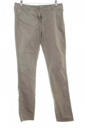 s.Oliver Chinohose dunkelgrau Casual-Look