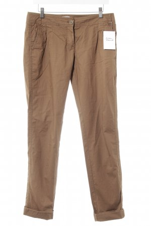 s.Oliver Chinos light brown casual look