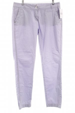 s.Oliver Chinohose helllila Casual-Look