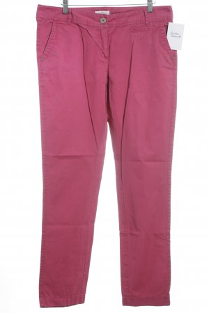 s.Oliver Chinohose magenta Casual-Look