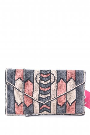 s.Oliver Clutch grafisches Muster Casual-Look