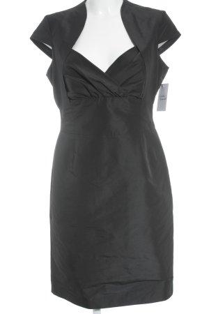 s.Oliver Cocktailkleid schwarz Elegant