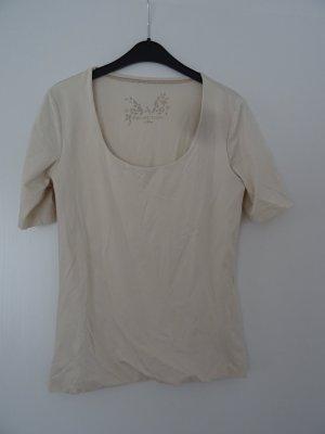 S.oliver collection Shirt cremefarben Gr. 38
