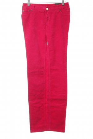 s.Oliver Corduroy Trousers pink casual look