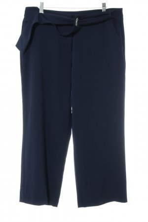 s.Oliver Culottes blau Business-Look