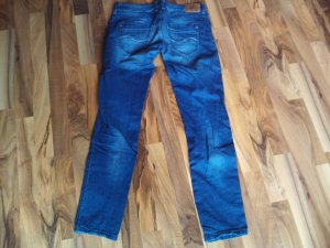QS by s.Oliver Low Rise jeans donkerblauw