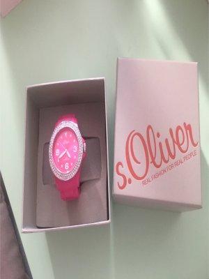 S.Oliver Damen Armbanduhr Neu