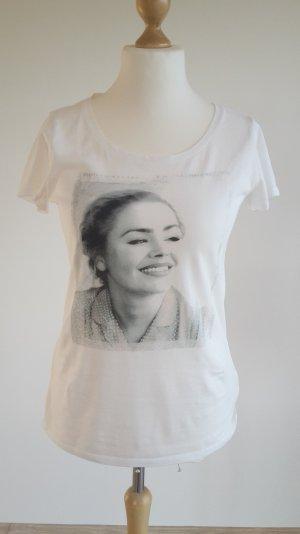 s.Oliver Damen Druck T-shirt