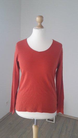 s.Oliver Damen Shirt orange