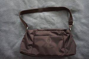 s.oliver damen tasche schultertasche handtasche wie NEU