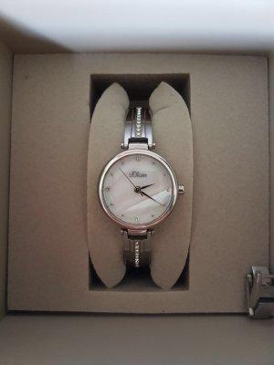 s.Oliver Damen Uhr ⚜️