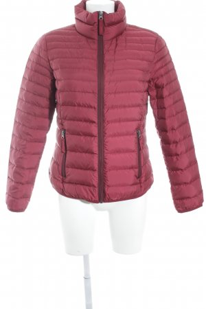 s.Oliver Down Jacket dark red casual look