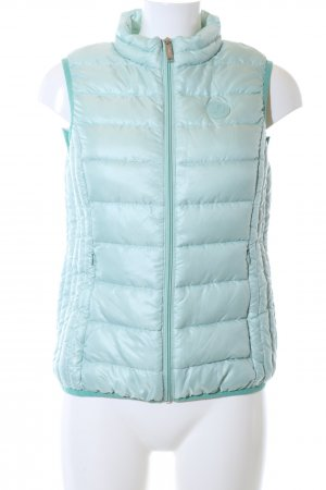 s.Oliver Down Vest turquoise quilting pattern casual look