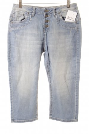 s.Oliver Denim 3/4 Jeans himmelblau Casual-Look