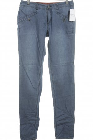 s.Oliver Denim Slim Jeans blau Casual-Look