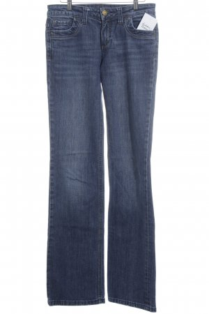 s.Oliver Denim Straight-Leg Jeans blau Casual-Look
