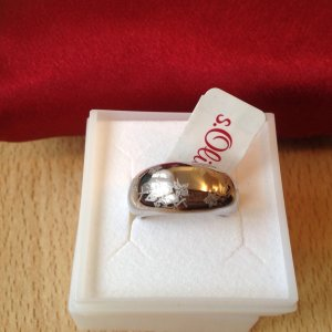 S.Oliver Edelstahl Ring