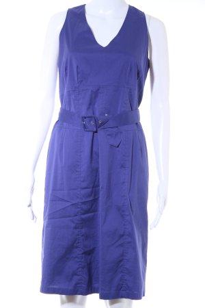 s.Oliver Etuikleid blauviolett Business-Look