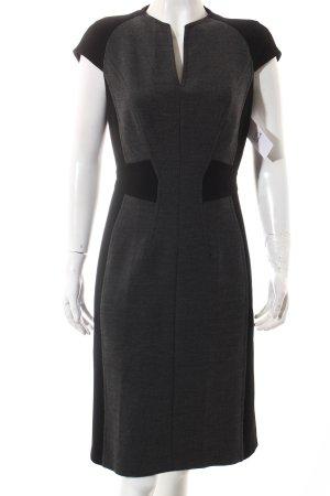 s.Oliver Etuikleid grau-schwarz Elegant