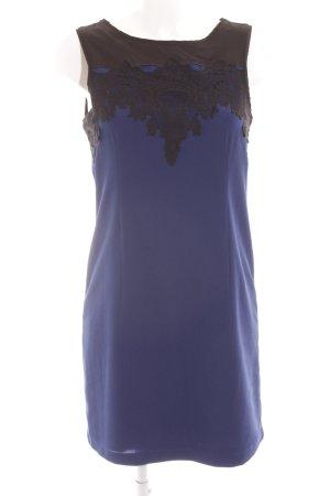 s.Oliver Etuikleid schwarz-blau Elegant