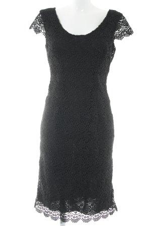 s.Oliver Etuikleid schwarz Elegant