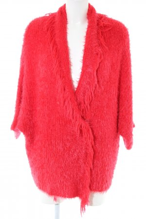 s.Oliver Felljacke rot Casual-Look