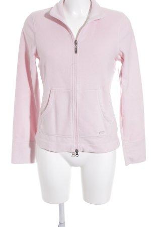 s.Oliver Fleece Jackets pink casual look